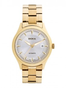 Ceas barbatesc Doxa New Tradition Gold Silver 2