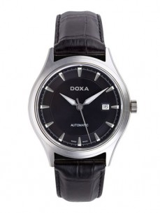 Ceas barbatesc Doxa New Tradition Steel Black
