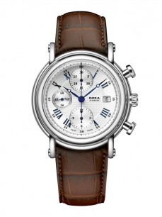 Ceas barbatesc Doxa TC Automatic Chronograph Steel