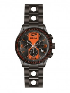 Ceas barbatesc Doxa Trofeo Black Orange