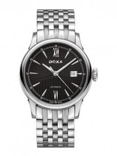 Ceas barbatesc Doxa Vintage Steel Black 2