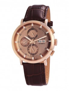 Ceas barbatesc Engelhardt Edgar Rose Gold