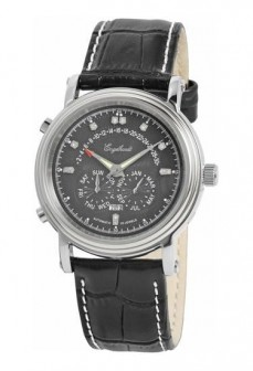 Ceas barbatesc Engelhardt Marcus Diamond Steel Black