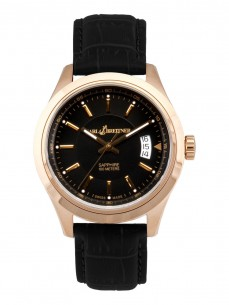 Ceas barbatesc Karl Breitner Colonel Gold Black
