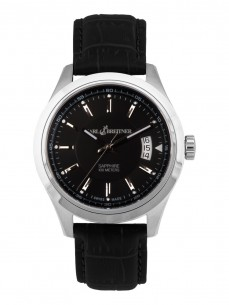 Ceas barbatesc Karl Breitner Colonel Steel Black