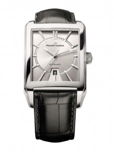 Ceas barbatesc Maurice Lacroix Pontos Automatic Steel Silver