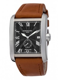 Ceas barbatesc Raymond Weil Don Giovanni Steel Black