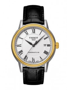 Ceas barbatesc Tissot Carson Automatic Gent Steel Gold