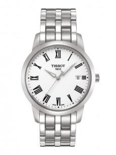 Ceas barbatesc Tissot Classic Dream Gent Steel White
