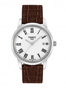 Ceas barbatesc Tissot Classic Dream Gent Steel White 2