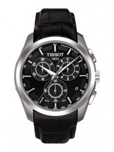 Ceas barbatesc Tissot Couturier Quartz Chronograph Leather