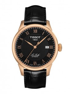 Ceas barbatesc Tissot Le Locle Automatic Gent Rose