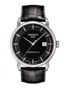 Ceas barbatesc Tissot Luxury Automatic Steel Black