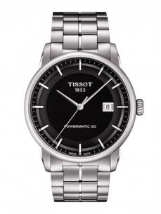 Ceas barbatesc Tissot Luxury Automatic Steel Grey