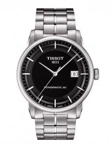 Ceas barbatesc Tissot Luxury Automatic Steel Grey