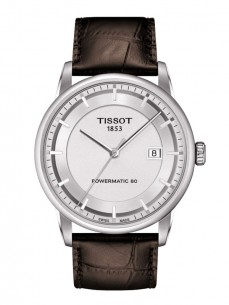 Ceas barbatesc Tissot Luxury Automatic Steel Silver