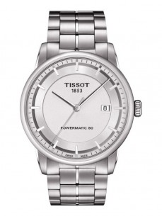Ceas barbatesc Tissot Luxury Automatic Steel Silver 2