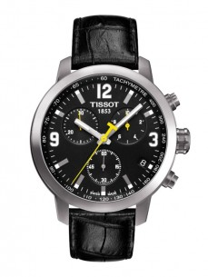 Ceas barbatesc Tissot PRC 200 Quartz Chronograph Steel Black
