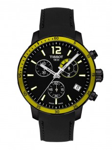 Ceas barbatesc Tissot Quickster Chrono Black