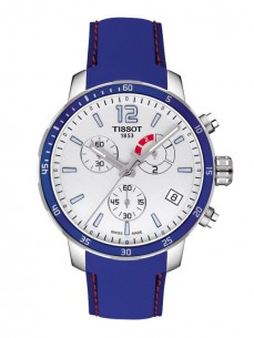 Ceas barbatesc Tissot Quickster Chrono Blue