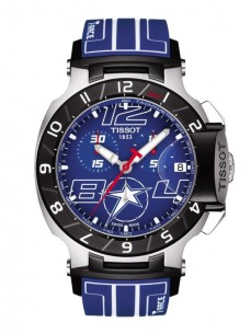 Ceas barbatesc Tissot T-Race Chronograph Gent Blue Limited