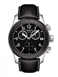 Ceas barbatesc Tissot V8 Steel Black 2